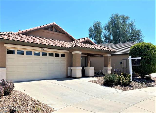 5821 N 123RD Drive, Litchfield Park, AZ 85340 (MLS #6215758) :: The Carin Nguyen Team