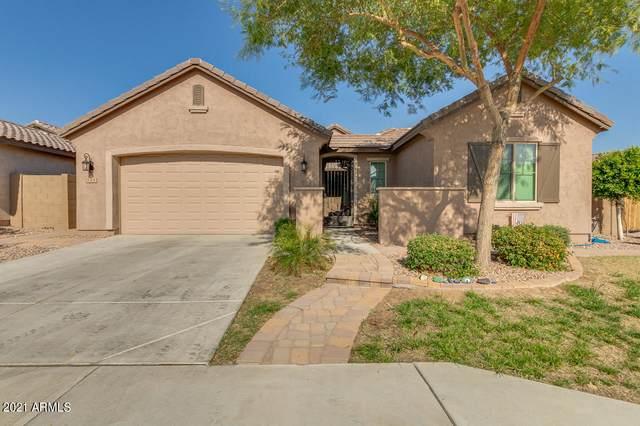 721 S 197TH Drive, Buckeye, AZ 85326 (MLS #6215760) :: Yost Realty Group at RE/MAX Casa Grande