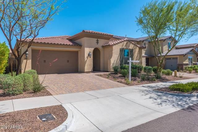 2565 N Springfield Street, Buckeye, AZ 85396 (MLS #6215782) :: Devor Real Estate Associates