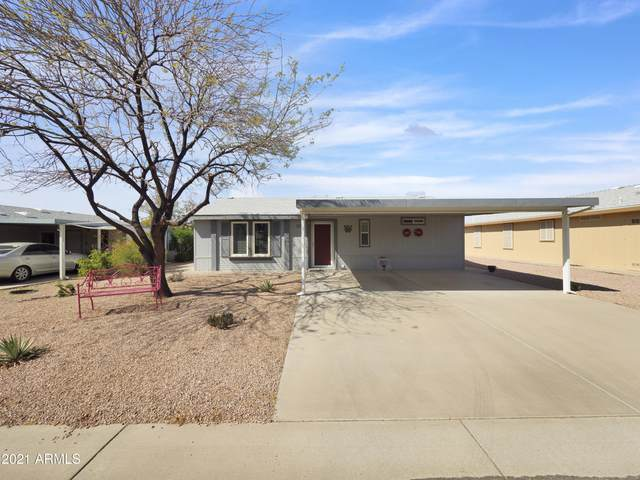 8500 E Southern Avenue #358, Mesa, AZ 85209 (MLS #6215801) :: The Newman Team