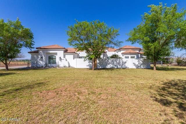 8926 N 172ND Drive, Waddell, AZ 85355 (MLS #6215816) :: Yost Realty Group at RE/MAX Casa Grande