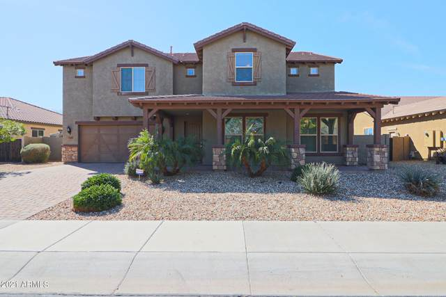 2426 N 161ST Avenue, Goodyear, AZ 85395 (MLS #6215819) :: The Garcia Group