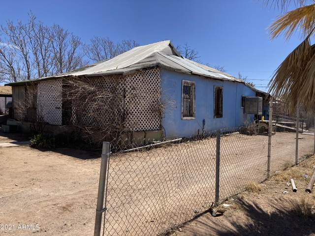 731 W Irvine Avenue, Pirtleville, AZ 85626 (MLS #6215820) :: Yost Realty Group at RE/MAX Casa Grande