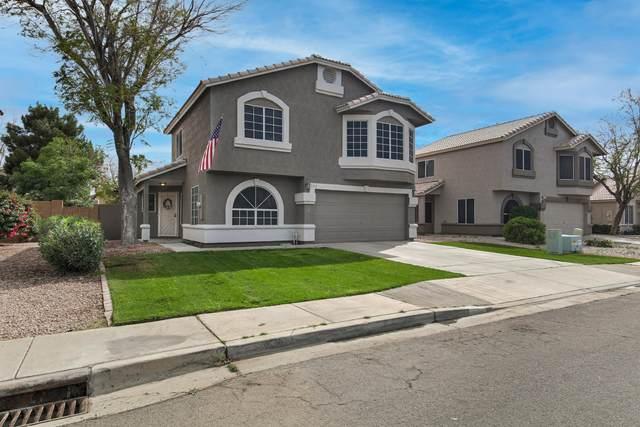 7445 E Nopal Avenue, Mesa, AZ 85209 (MLS #6215824) :: Yost Realty Group at RE/MAX Casa Grande