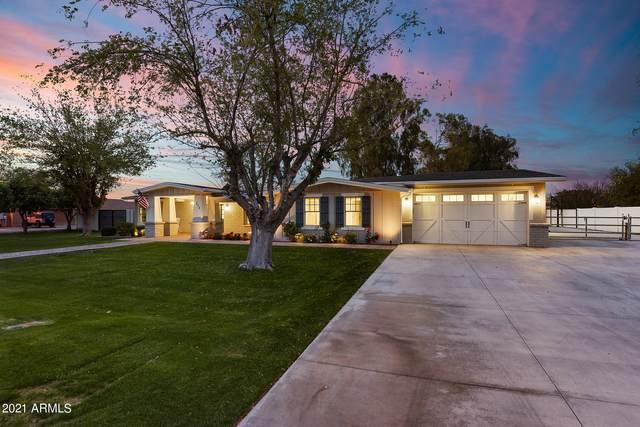 270 E Ivanhoe Street, Gilbert, AZ 85295 (MLS #6215848) :: Yost Realty Group at RE/MAX Casa Grande
