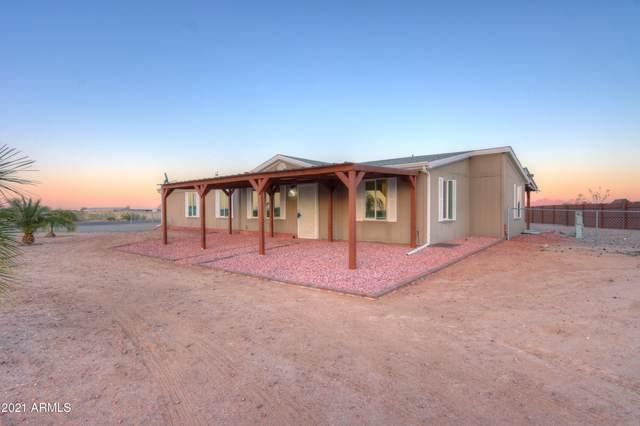 11213 W Monte Carlo Lane, Casa Grande, AZ 85193 (MLS #6215904) :: Devor Real Estate Associates