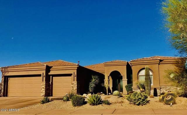 34508 N 99TH Way, Scottsdale, AZ 85262 (MLS #6215917) :: Yost Realty Group at RE/MAX Casa Grande