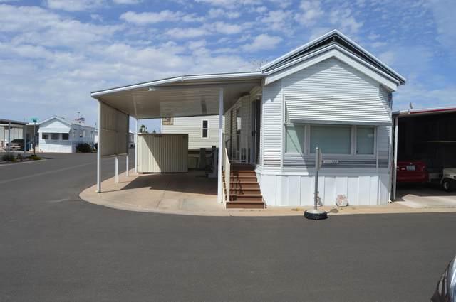 202 E Mesa Drive, Florence, AZ 85132 (MLS #6215918) :: My Home Group