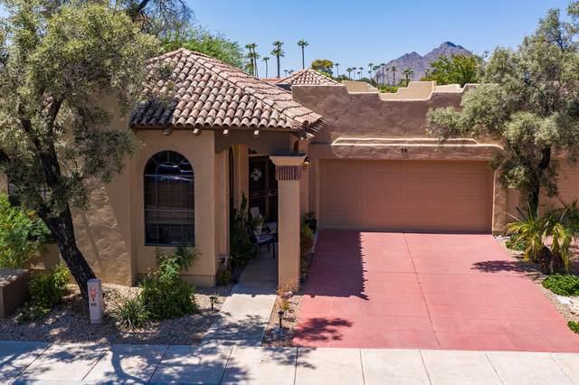 7955 E Chaparral Road #59, Scottsdale, AZ 85250 (MLS #6215926) :: The Ellens Team