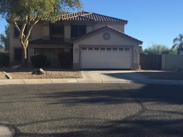 15564 W Evans Drive, Surprise, AZ 85379 (MLS #6215949) :: Yost Realty Group at RE/MAX Casa Grande