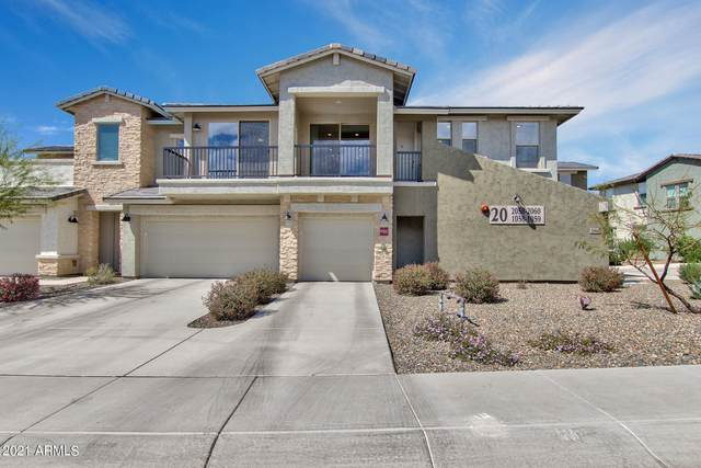 5100 E Rancho Paloma Drive #2060, Cave Creek, AZ 85331 (MLS #6215950) :: The Newman Team