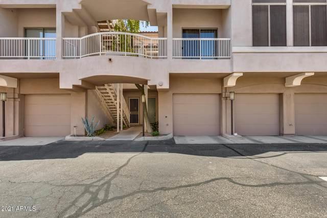 7414 E Northland Drive A104, Scottsdale, AZ 85251 (MLS #6215959) :: Balboa Realty