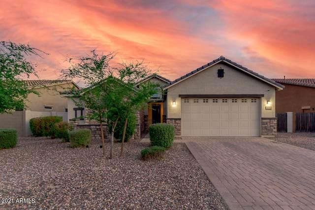 16351 W Sherman Street, Goodyear, AZ 85338 (MLS #6215964) :: Yost Realty Group at RE/MAX Casa Grande