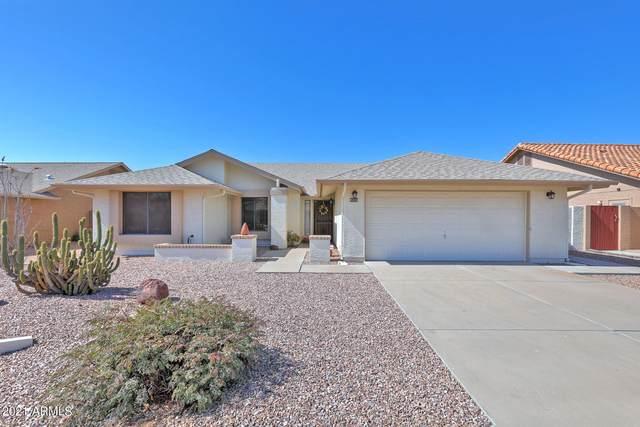 9231 W Wescott Drive, Peoria, AZ 85382 (MLS #6215971) :: Yost Realty Group at RE/MAX Casa Grande