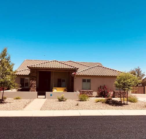 226 W Crimson Sky Court, Casa Grande, AZ 85122 (MLS #6215996) :: Yost Realty Group at RE/MAX Casa Grande