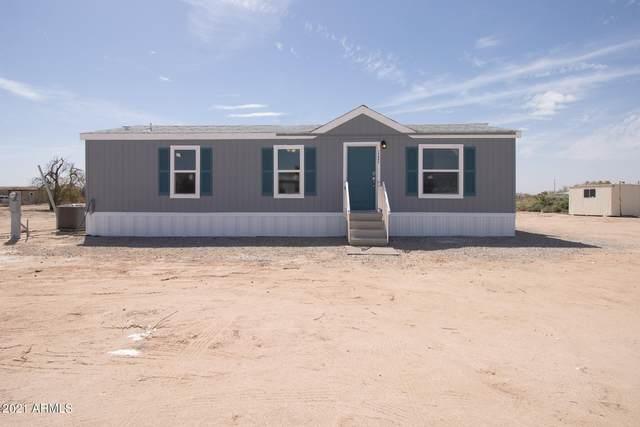 15883 W Mustang Lane, Casa Grande, AZ 85122 (MLS #6216014) :: Yost Realty Group at RE/MAX Casa Grande