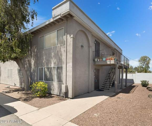 424 W Brown Road #113, Mesa, AZ 85201 (MLS #6216027) :: The Ellens Team