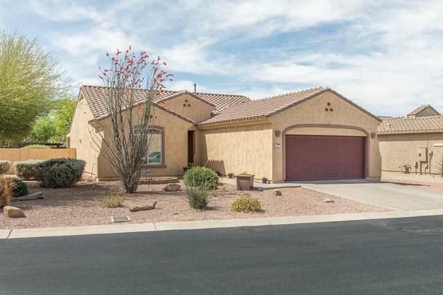 10803 E Tradition Court, Gold Canyon, AZ 85118 (MLS #6216032) :: Dijkstra & Co.