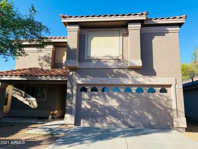 420 W Aloe Place, Chandler, AZ 85248 (MLS #6216047) :: The Property Partners at eXp Realty