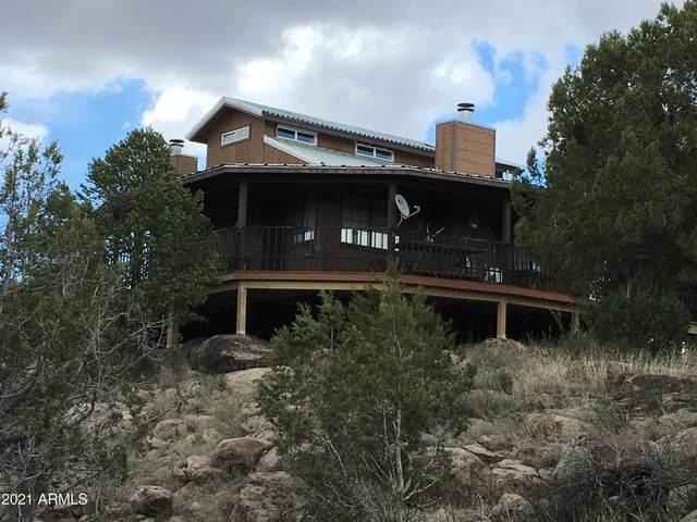 47855 N Ricks Road, Seligman, AZ 86337 (MLS #6216072) :: Yost Realty Group at RE/MAX Casa Grande