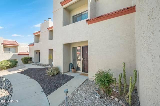 1401 E Puget Avenue #24, Phoenix, AZ 85020 (MLS #6216074) :: Long Realty West Valley