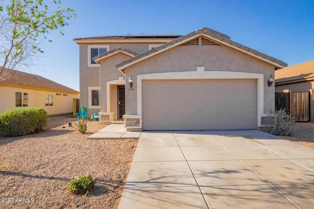 22769 W Cocopah Street, Buckeye, AZ 85326 (MLS #6216097) :: Yost Realty Group at RE/MAX Casa Grande