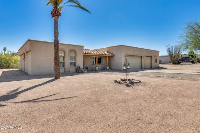 17153 E Salida Drive, Fountain Hills, AZ 85268 (#6216108) :: Long Realty Company