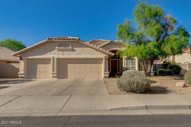 4744 W Tyson Street, Chandler, AZ 85226 (MLS #6216138) :: Keller Williams Realty Phoenix