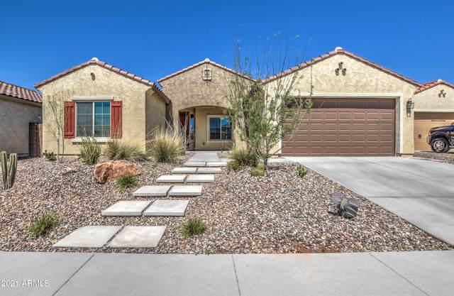 5456 W Saratoga Way, Florence, AZ 85132 (MLS #6216159) :: Yost Realty Group at RE/MAX Casa Grande