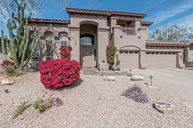 16532 N 108TH Street, Scottsdale, AZ 85255 (MLS #6216165) :: Yost Realty Group at RE/MAX Casa Grande