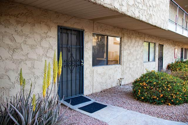4950 N Miller Road #140, Scottsdale, AZ 85251 (#6216166) :: Luxury Group - Realty Executives Arizona Properties