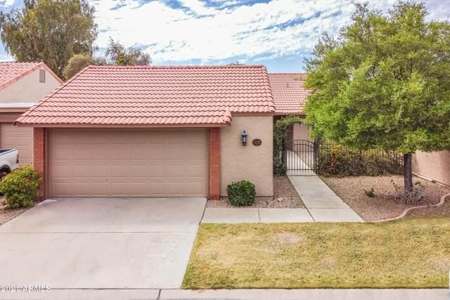 115 Leisure World, Mesa, AZ 85206 (MLS #6216171) :: CANAM Realty Group