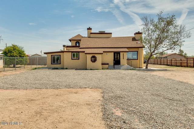 211 N 96TH Street, Mesa, AZ 85207 (MLS #6216183) :: Yost Realty Group at RE/MAX Casa Grande
