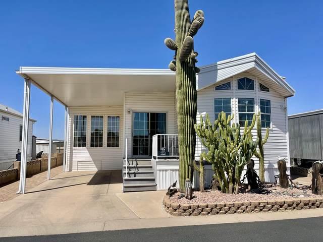 7750 E Broadway Road #400, Mesa, AZ 85208 (MLS #6216184) :: Yost Realty Group at RE/MAX Casa Grande