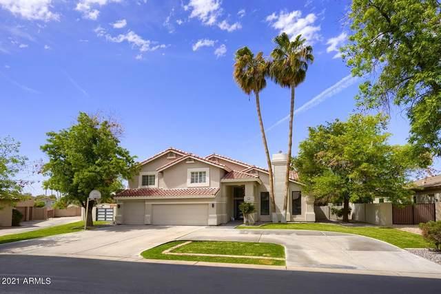 20 E Los Arboles Circle, Tempe, AZ 85284 (MLS #6216190) :: Yost Realty Group at RE/MAX Casa Grande