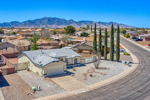 4936 Los Reyes Drive, Sierra Vista, AZ 85635 (MLS #6216198) :: Yost Realty Group at RE/MAX Casa Grande