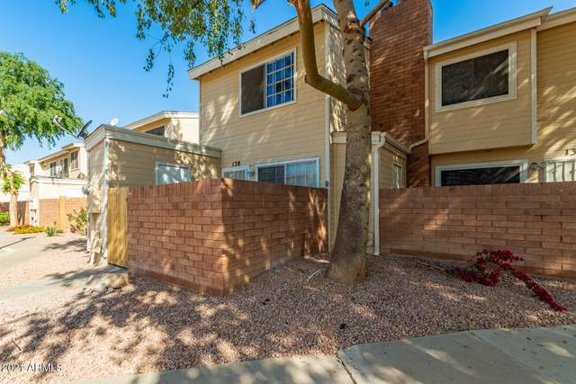 625 S Westwood #138, Mesa, AZ 85210 (MLS #6216212) :: The Luna Team