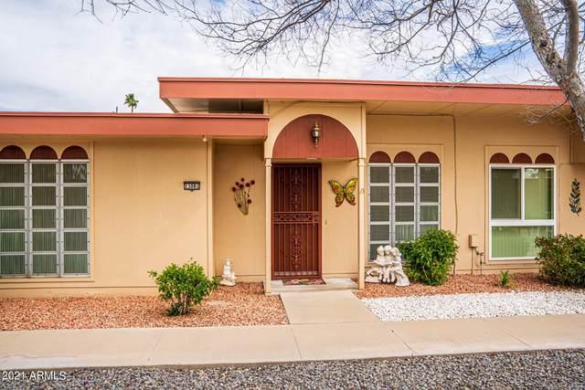 13081 N 100TH Drive, Sun City, AZ 85351 (MLS #6216251) :: My Home Group