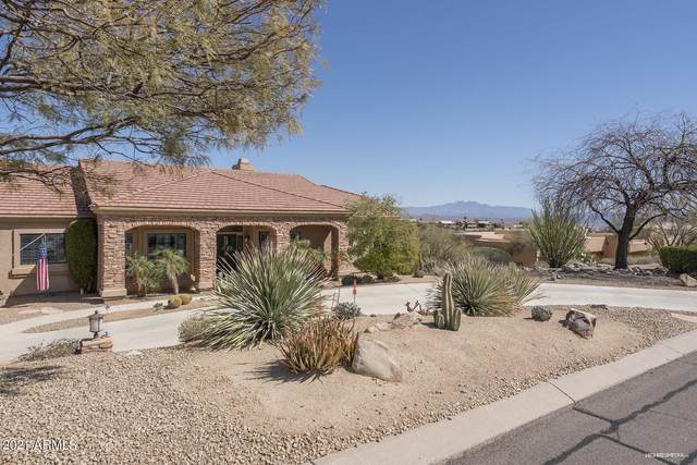 15730 E Greystone Drive, Fountain Hills, AZ 85268 (MLS #6216258) :: Yost Realty Group at RE/MAX Casa Grande