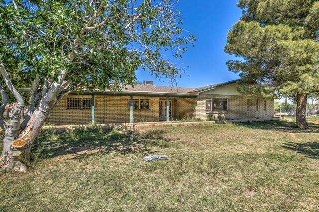3224 W Carver Road, Laveen, AZ 85339 (MLS #6216267) :: West Desert Group | HomeSmart