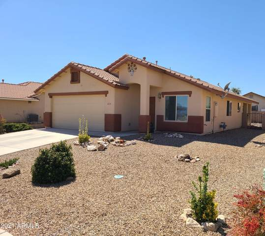 624 Tanner Drive, Sierra Vista, AZ 85635 (MLS #6216281) :: The Property Partners at eXp Realty