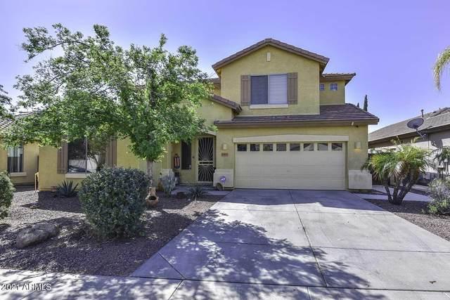 16819 W Sharon Drive, Surprise, AZ 85388 (MLS #6216287) :: Yost Realty Group at RE/MAX Casa Grande