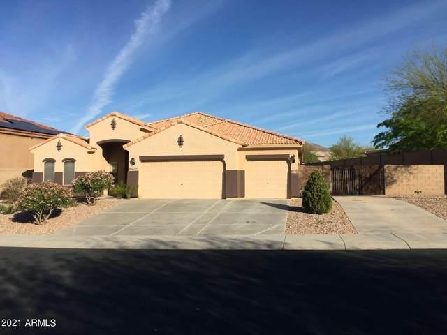 178 N 236TH Avenue, Buckeye, AZ 85396 (MLS #6216288) :: The Daniel Montez Real Estate Group