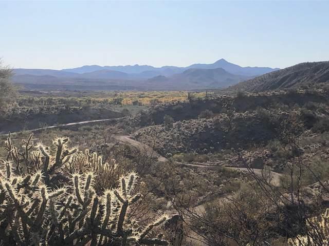 163 acres Banegas Ranch Road, Wikieup, AZ 85360 (MLS #6216289) :: Yost Realty Group at RE/MAX Casa Grande