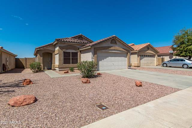 9072 N 80TH Lane, Peoria, AZ 85345 (MLS #6216299) :: Yost Realty Group at RE/MAX Casa Grande