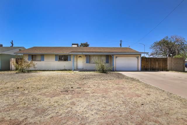 46 N Sulleys Drive, Mesa, AZ 85205 (MLS #6216301) :: Yost Realty Group at RE/MAX Casa Grande