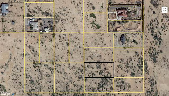 0 N Wolfe Trail, Florence, AZ 85132 (MLS #6216307) :: Service First Realty