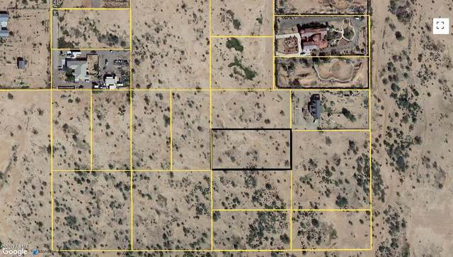 0 N Wolfe Trail, Florence, AZ 85132 (MLS #6216312) :: Service First Realty