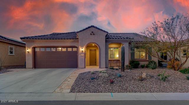 7822 W Cinder Brook Way, Florence, AZ 85132 (MLS #6216314) :: The Property Partners at eXp Realty