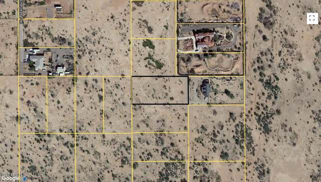 0 N Wolfe Trail, Florence, AZ 85132 (MLS #6216317) :: Service First Realty
